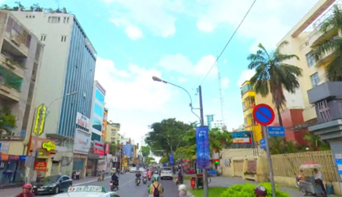 ベトナムでの<br>ネットワークインフラ<br>構築サービス