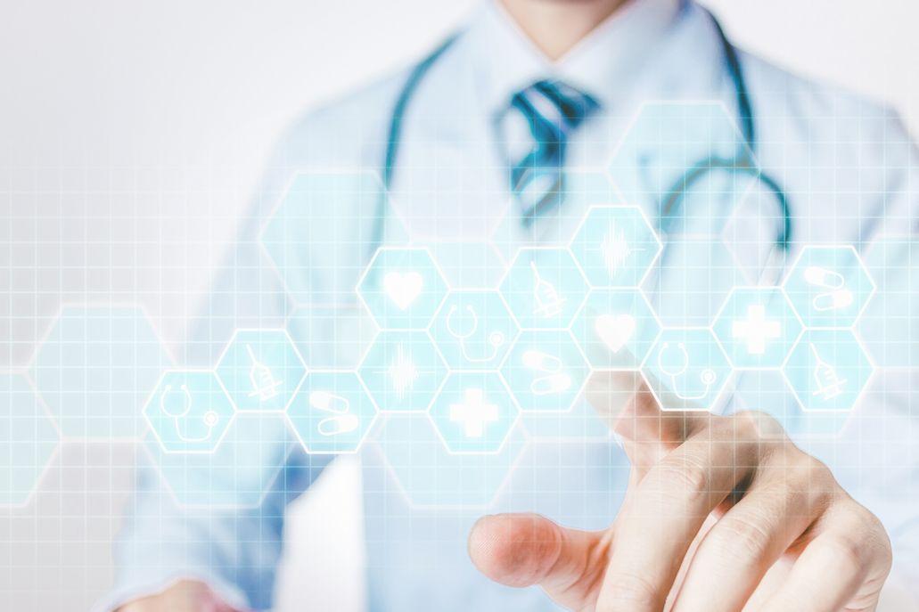 院内統合型 医療情報<br>ネットワークソリューション
