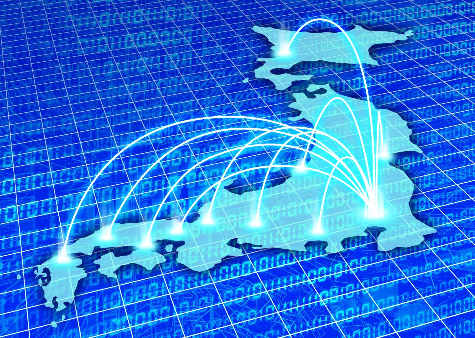 全国ネットワークインフラ<br>構築保守サービス