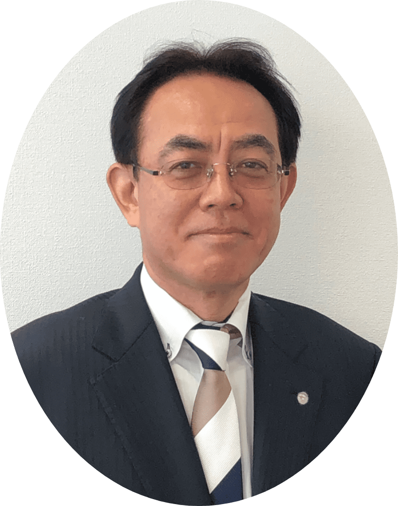 常務取締役 原崎 幸男